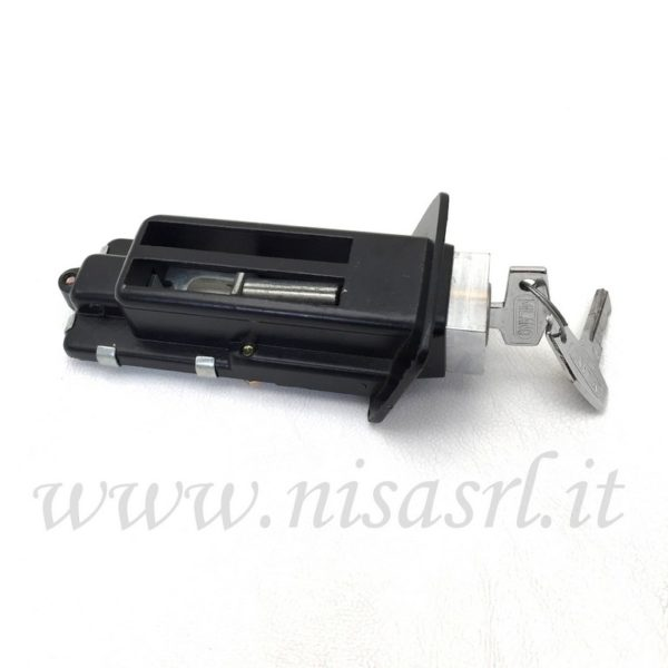 Complete lock for Vespa Et3 saddle- Nisasrl.it