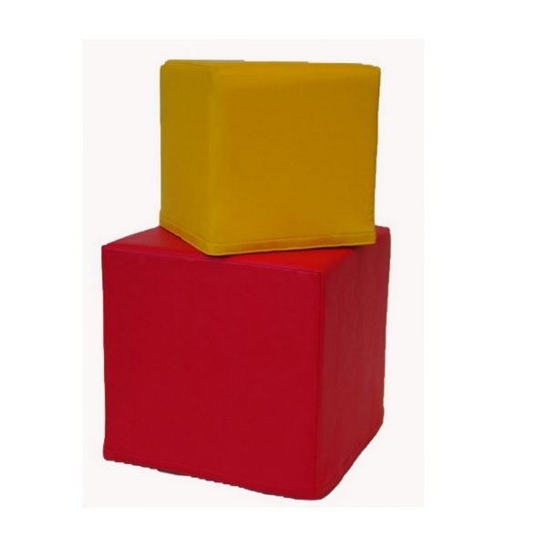 Cubo rosso giallo - Nisasrl.it