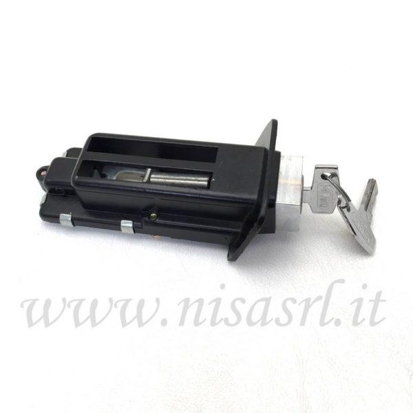 Complete lock for Vespa Et3 saddle- Nisasrl.it